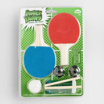 Desktop Ping Pong Set
